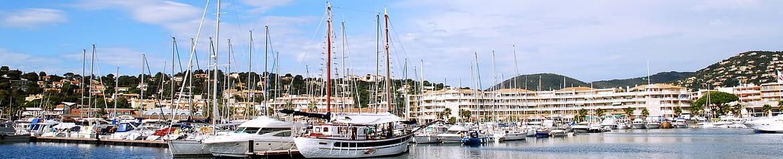 Bandeau Port de Cavalaire