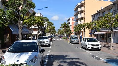 Rue Principale de Cavalaire