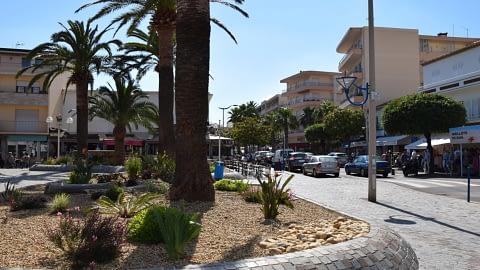 Centre Ville de Cavalaire