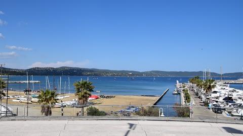 Port Plage Cavalaire