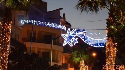 Noël 2016 à Cavalaire