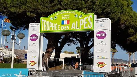 Trophee des Alpes 2017 Podium