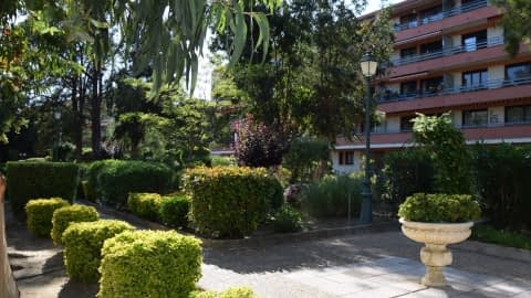 Le Jardin de votre location à Cavalaire
