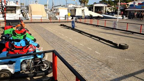 Le Karting à Cavalaire