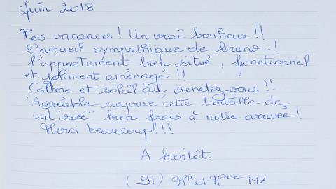 Message LivreOr 2018_06_14