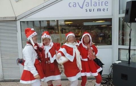 Péres Noël Cavalaire 2016