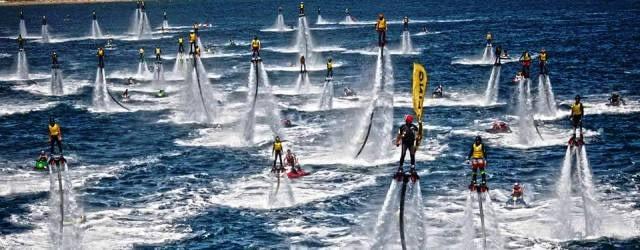 Bandeau Flyboard Caval'eau