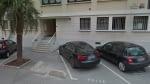 Escalier Immeuble de votre location à Cavalaire